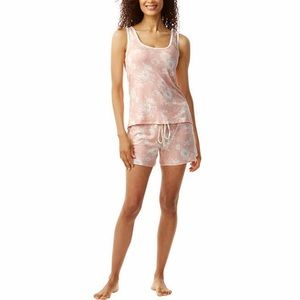 Lucky Brand PJ Set; Tank Top and Shorts